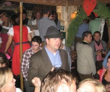 Party in der Käfer´s Wiesnschänke