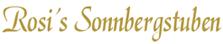 Rosis Sonnbergstuben